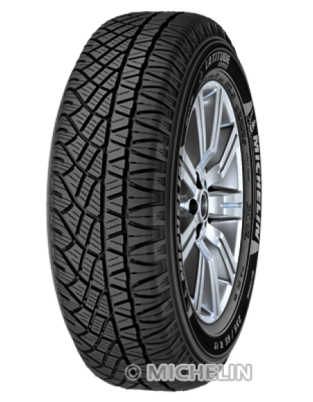 Lốp Ô Tô Michelin Latitude Cross 255/55 R18
