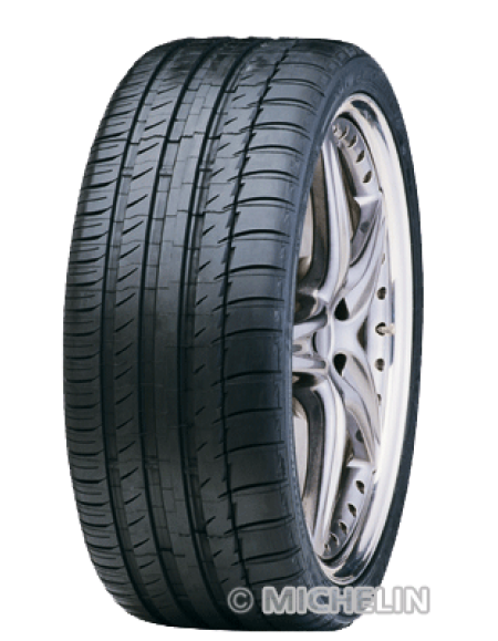 Lốp Ô Tô Michelin Pilot Sport PS2 255/40 ZR20